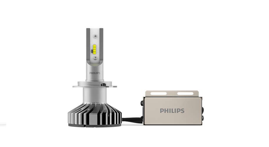 Chuyên bán đèn xe hơi Philips halogen tăng sáng và LED tăng sáng - 28