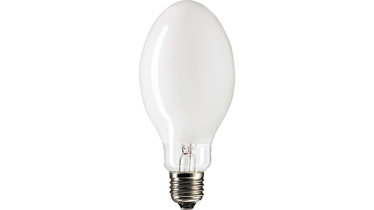Die einfachste Umstellung auf angenehmes weißes Licht