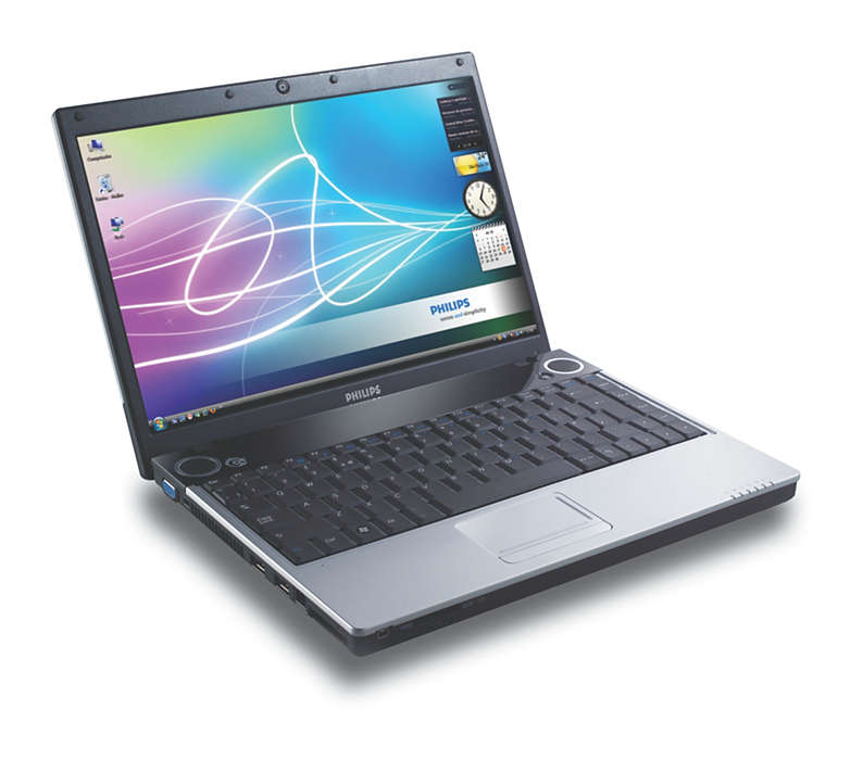 "Notebook multimídia de 34 cm (13,3"")"