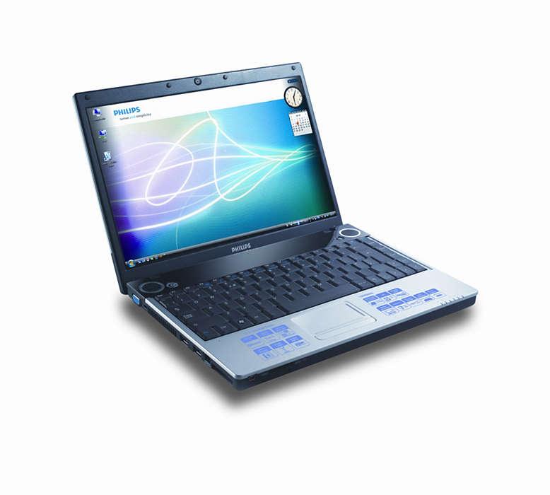 "13.3"" Multimedia notebook"