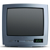 "Philips professional TV 14HT3154 36 cm (14"")"