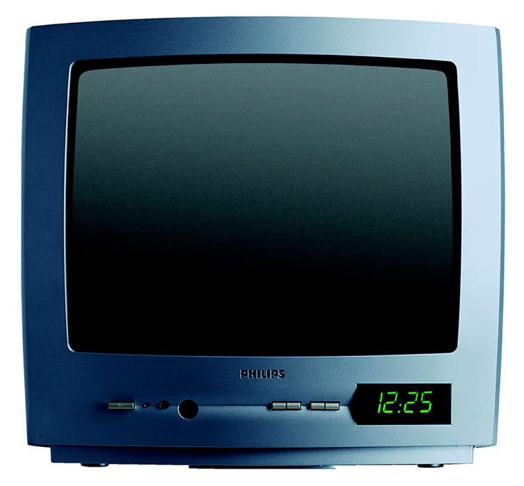 Compacte ProPlus-TV met hotelmodus