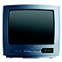 Televisor profissional