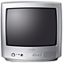 """Philips TV 14PT1548 36 cm (14"""") with Crystal Clear"""