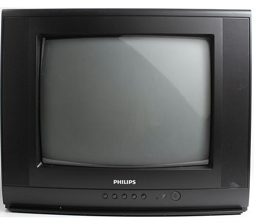 Crt Tv 14pt2307 V7 Philips