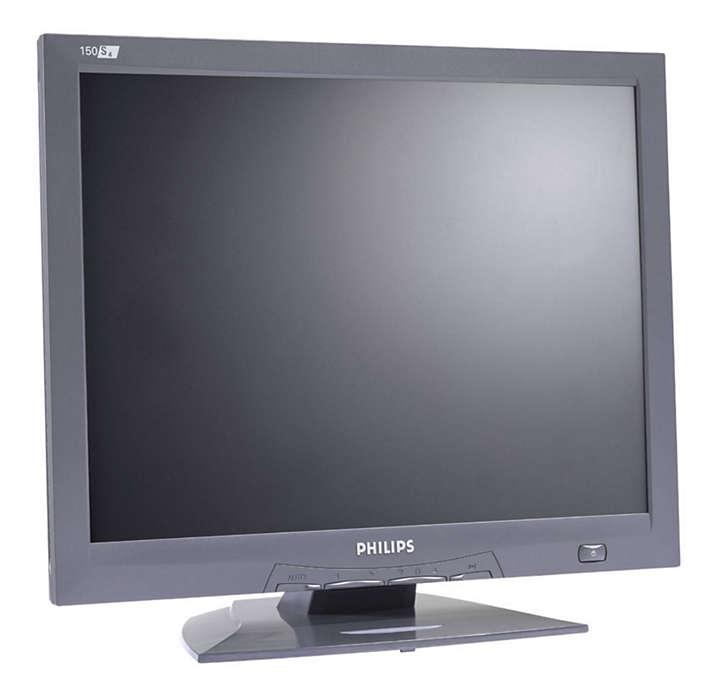 Dostupná a skladná obrazovka