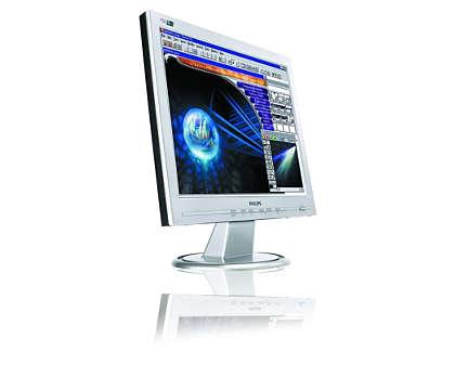 monitor conveniente e compatto