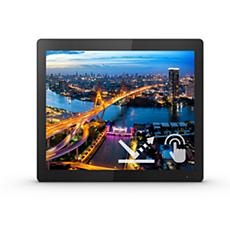 152B1TFL/00  Touchscreen-Monitor mit offenem Rahmen