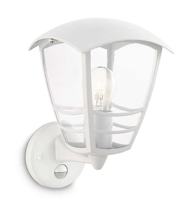 Alltid lys når du kommer hjem