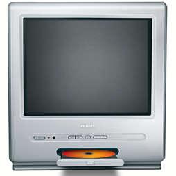 Combi TV/DVD