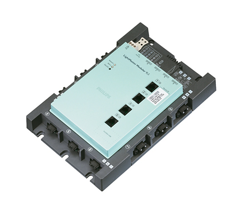LRC5924/10 CONTR 9x4 PLUG 4 SW&RE