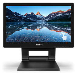LCD monitor with SmoothTouch