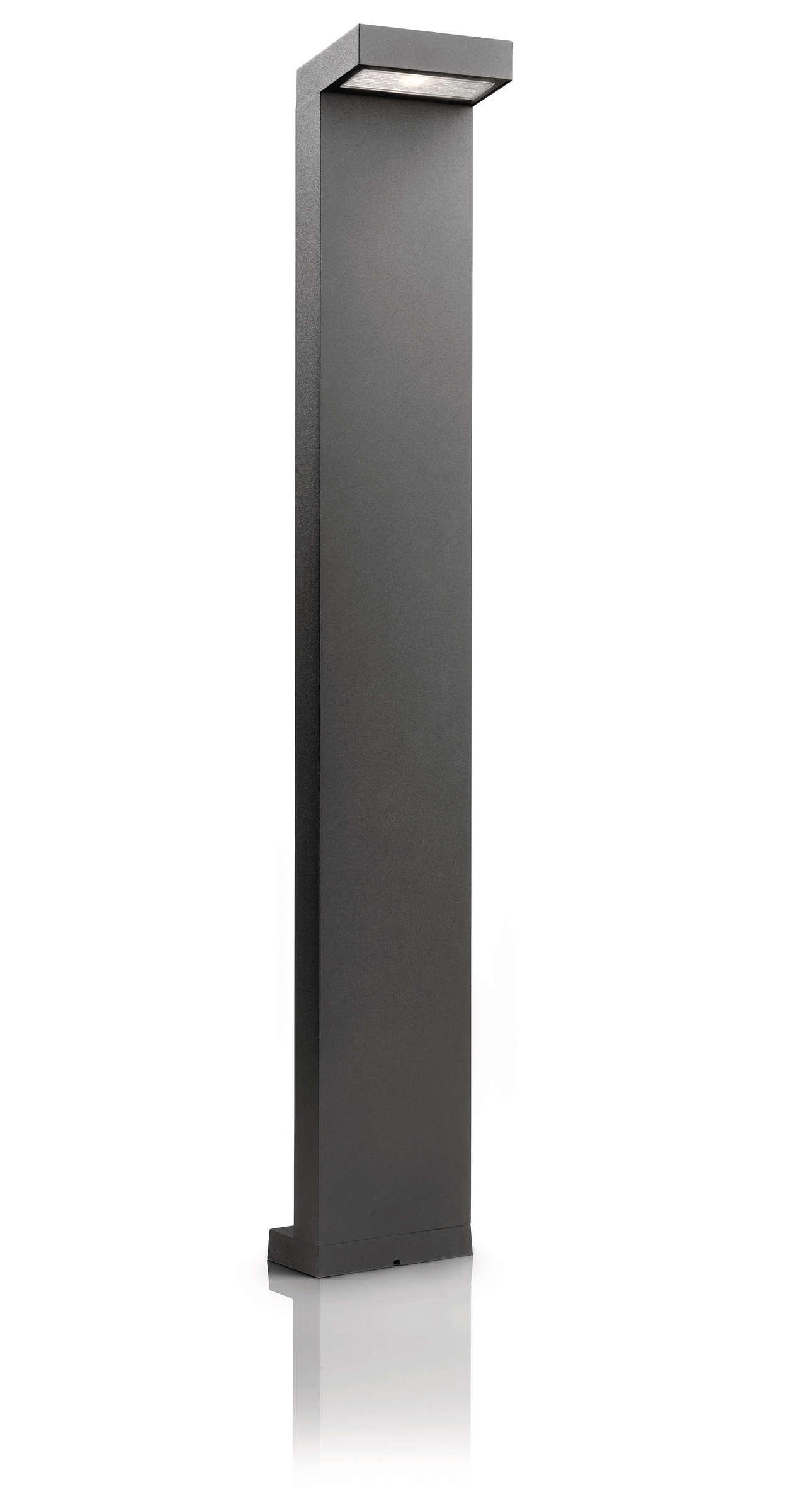 pedestal post 163219316 philips. Black Bedroom Furniture Sets. Home Design Ideas
