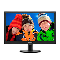163V5LSB23/94 -    LCD monitor with LED backlight