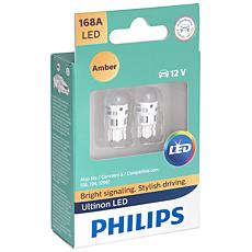 168AULAX2 Ultinon LED Car signaling bulb