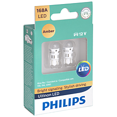 168AULAX2 -   Ultinon LED Car signaling bulb