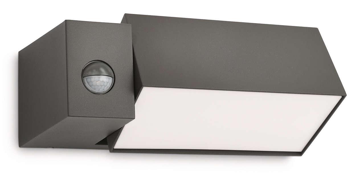 kinkiet 169439316 philips. Black Bedroom Furniture Sets. Home Design Ideas