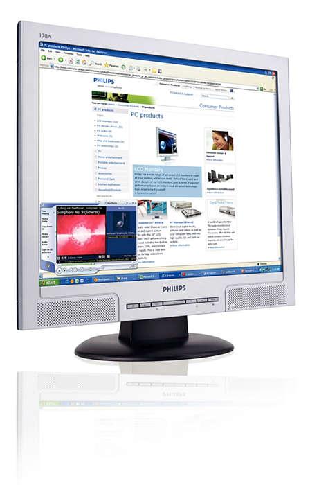 Integrierte Lautsprecher für erweiterten Komfort