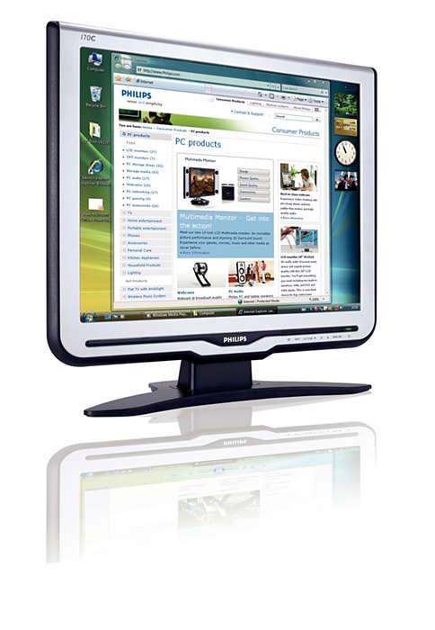 Le top de l'affichage LCD