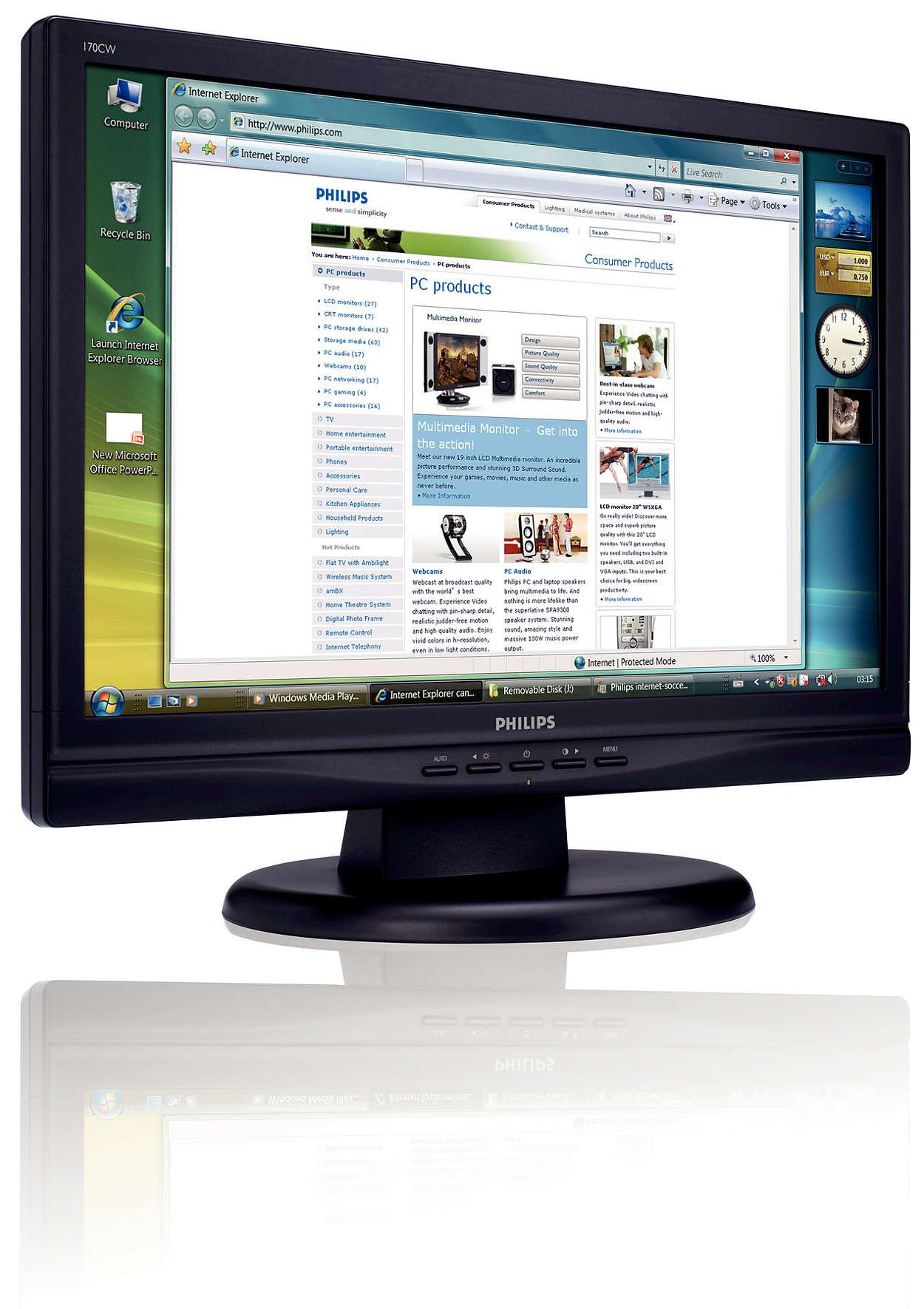 가격 대비 최고의 와이드스크린 LCD 모니터