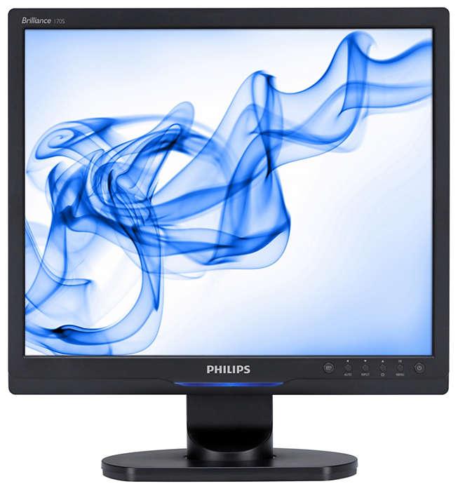 Функциональный монитор для повышения эффективности работы