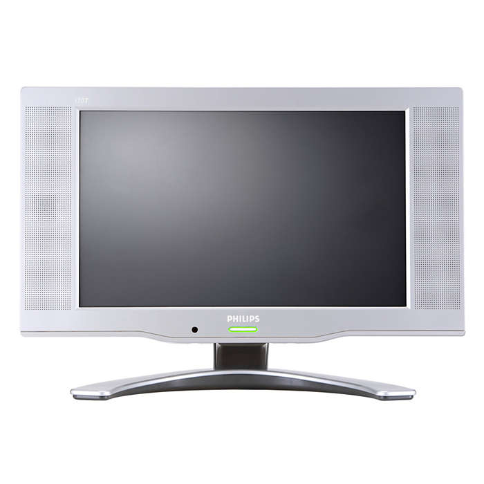 Combi TV/Monitor LCD completo e versátil