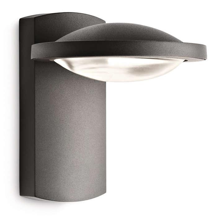Mooi licht voor buiten