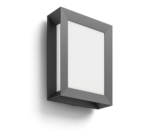 Wall light 172939316 philips for Applique exterieur philips