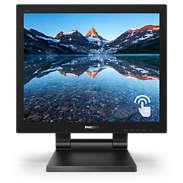 LCD-skärm med SmoothTouch