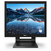 Monitor LCD z technologią SmoothTouch