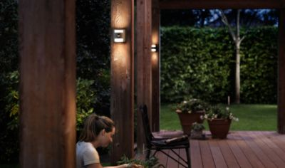 Philips arbour lampeext led lm alu acheter chez brico loisirs