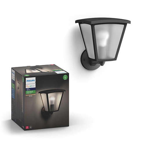 Philips Hue Inara Outdoor Wall Lantern