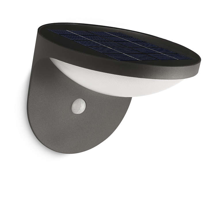 Trasforma la luce del sole in luce a LED