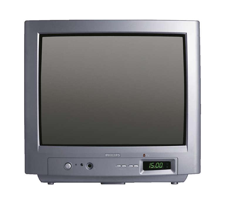 Téléviseur avec système SmartCard