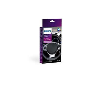 Philips H4 LED ヘッドライト製品専用オプションパーツ