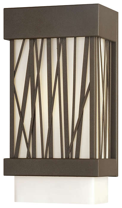 Bahia 1-light Outdoor Wall in Bronze finish