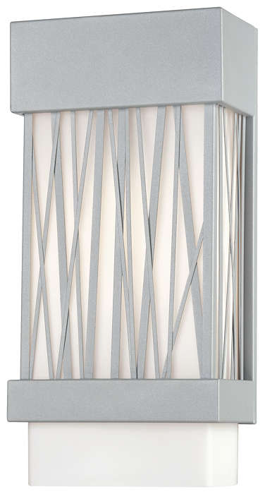 Bahia 1-light Outdoor Wall in Graphite finish