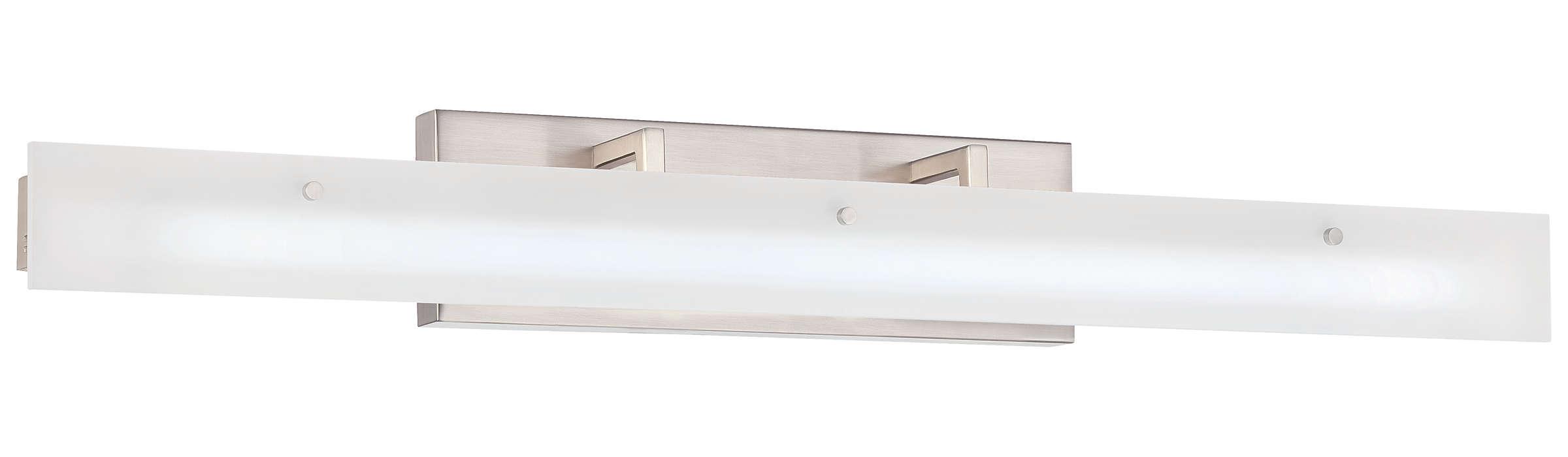 Axo 1-light Bath in Satin Nickel finish