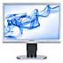 Brilliance LCD-näyttö ja Ergo-teline, USB, stereoääni