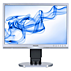 Brilliance Monitor LCD dengan Ergo Base, USB, Audio