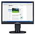 Brilliance LCD-skærm med LED-baggrundsbelysning