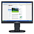 Brilliance LCD monitor, LED háttérvilágítással
