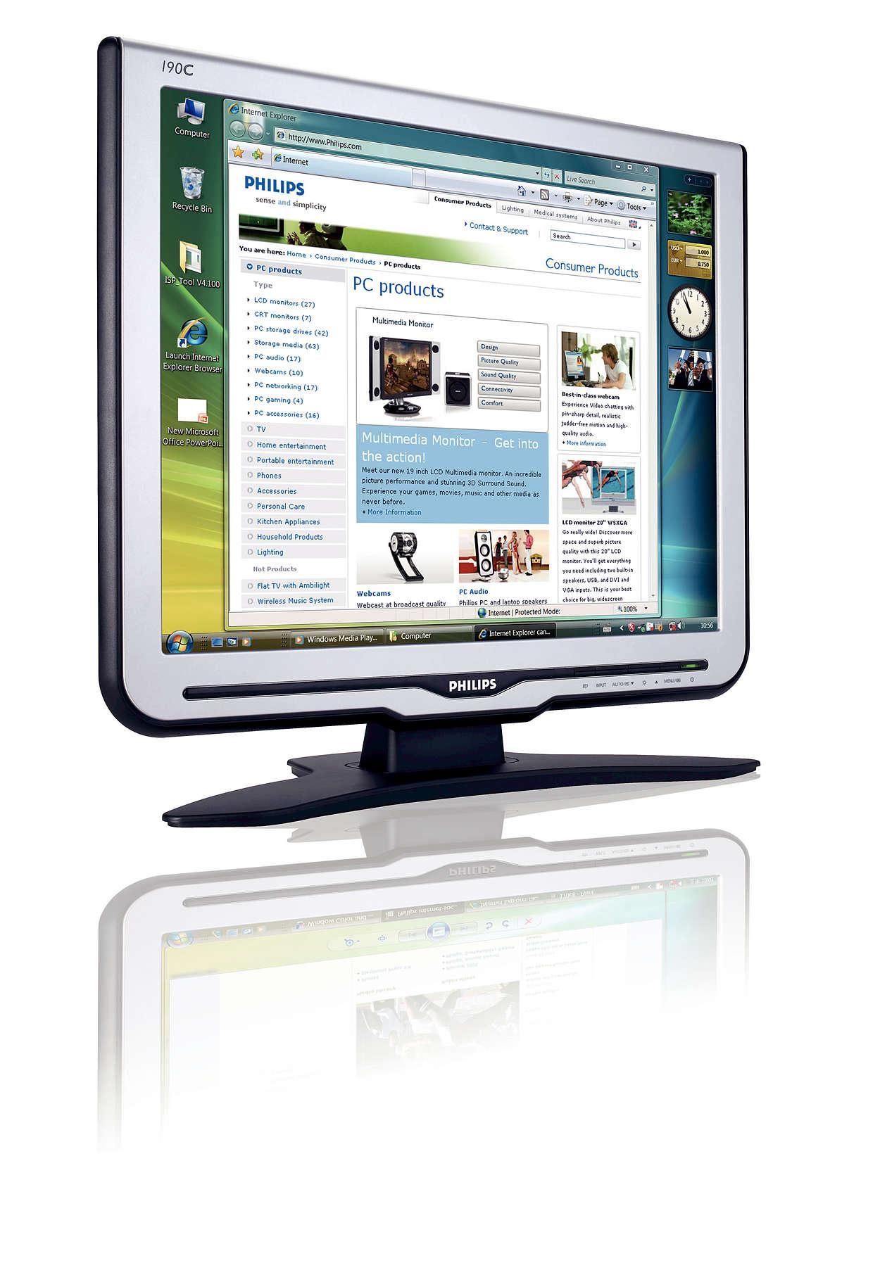 Das Beste, was ein LCD-Display zu bieten hat