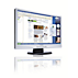 LCD monitor se širokoúhlou obrazovkou