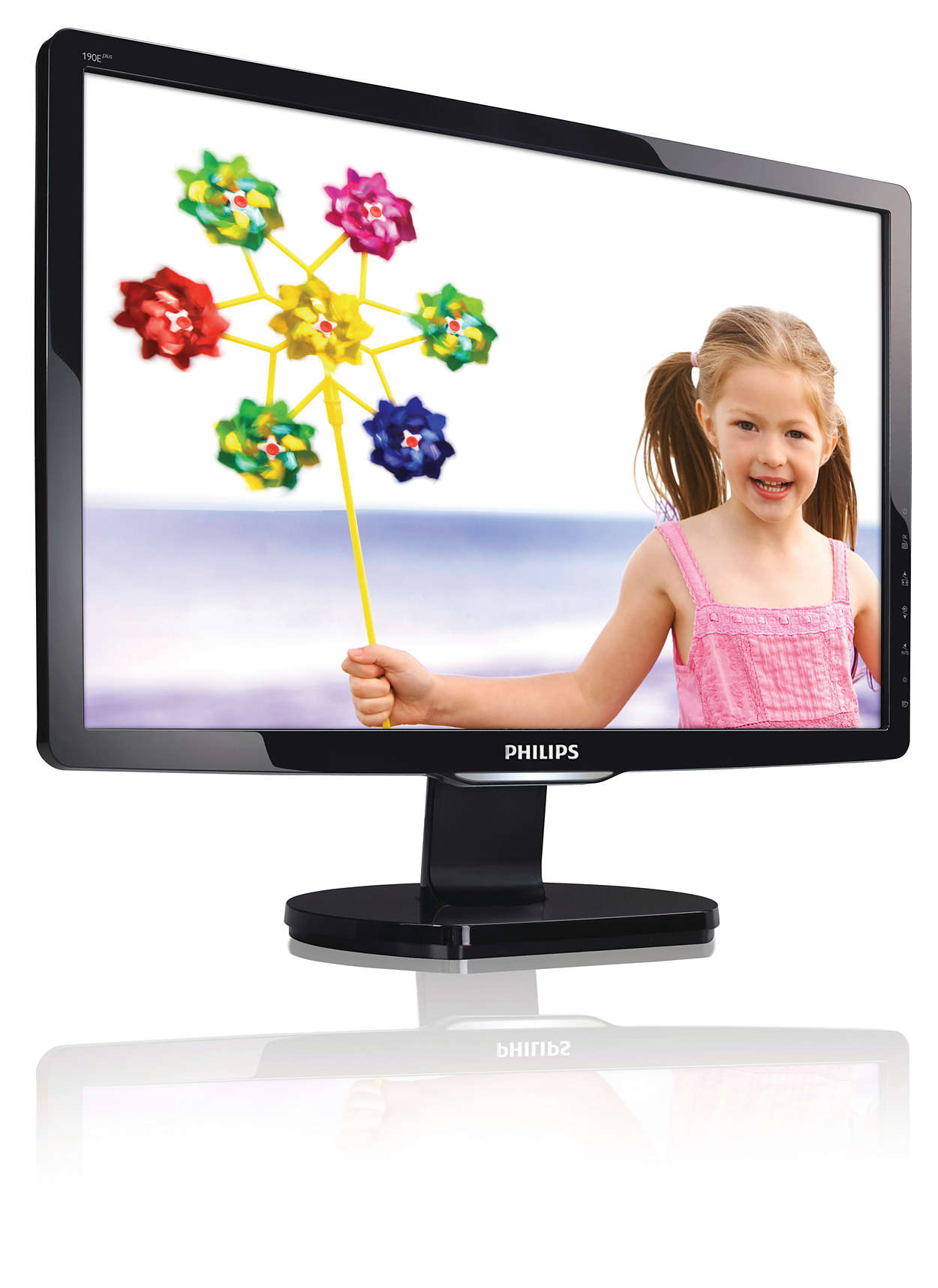優雅 HD 高畫質顯示器展現非凡價值