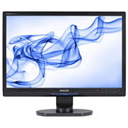 Brilliance LCD widescreen monitor