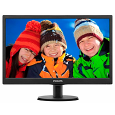 193V5LSB2/01 -    LCD monitor with SmartControl Lite