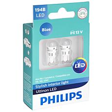 194BULBX2 Ultinon LED Ampoule d'intérieur de voiture
