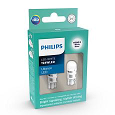 194ULWX2 Ultinon LED Ampoule d'intérieur de voiture