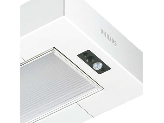 EFix TPS262/TCS260 suspended resp. surface-mounted luminaire with Actilume lighting control